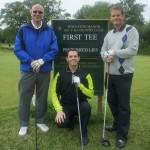 C Wheeler, Tim Roberts, Paul Johnson