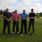 M Bradsaw, M Gaffney, R Lodge, A Brooks