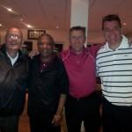 Marshalls: T Starr, P Bryan, S DeGregorio, P Gray