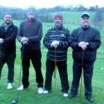 R Edwards, P Ashford, G Featherstone, T Starr
