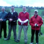 T Knight, P Gary, L Seecombe, P Woolding