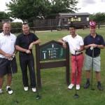 A Ladd, P Smith, M Murphy, M Broomfield
