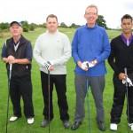 T Nickalls, R Miller, D Ingham, M Murphy
