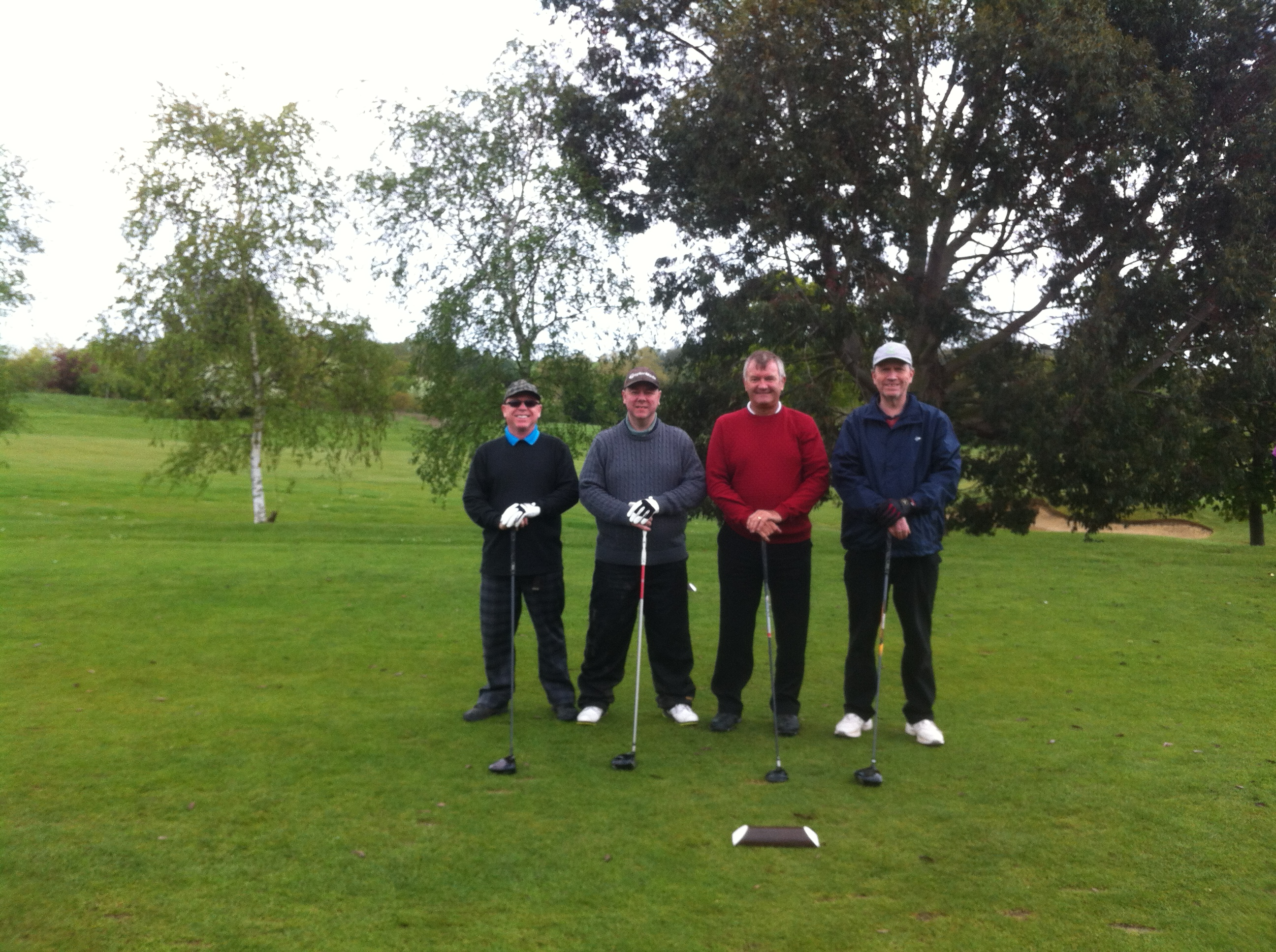 11th Tee Group
