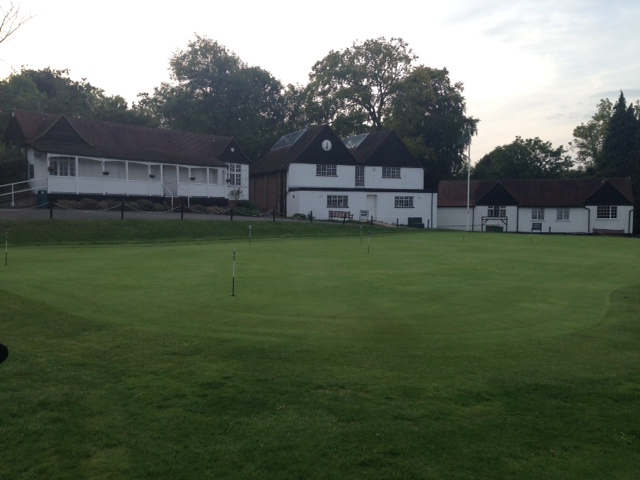 Back Clubhouse