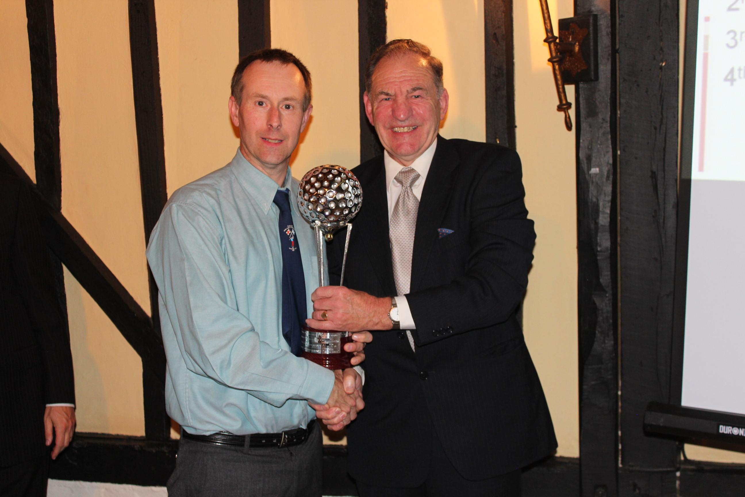 SDGA League Championship Winner