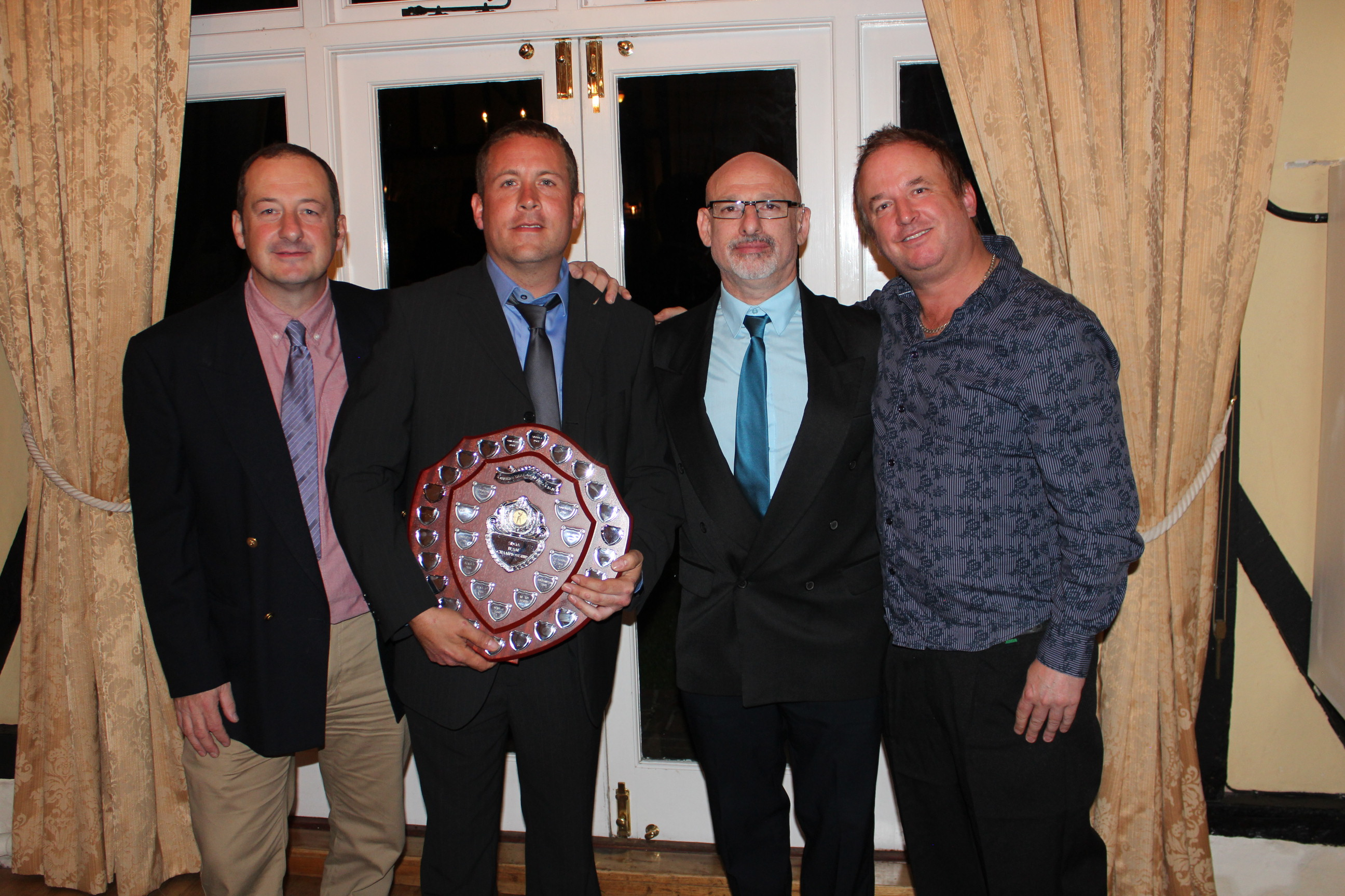 Team Championship Winner - Chiltern