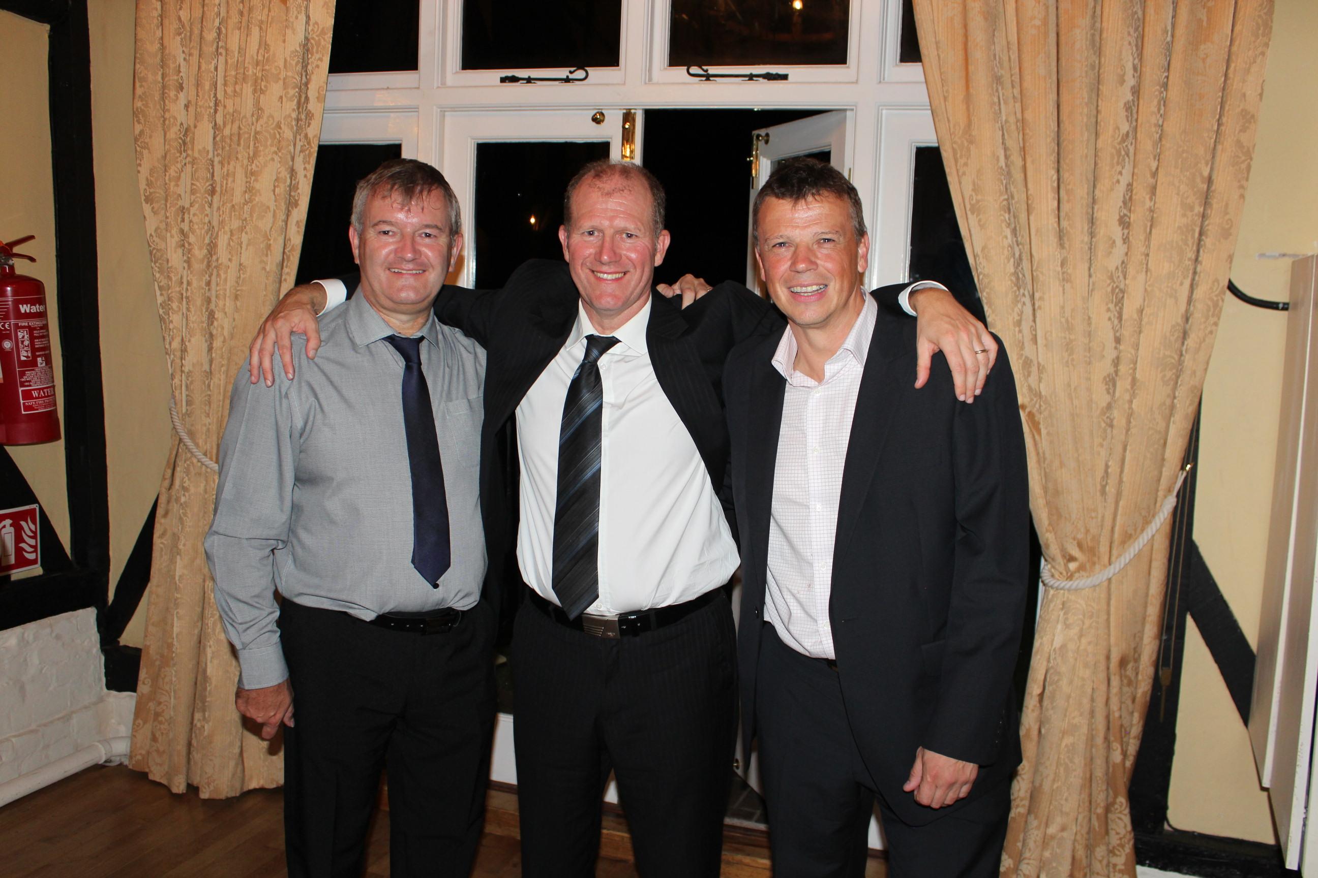 SDGA League Runner Up - Saxon Team